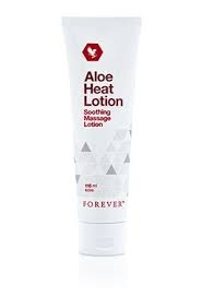 FLP Aloe heat lotion